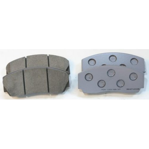 K-Sport Street brake pads for 4 pistons brake caliper - rear (286-356 mm)