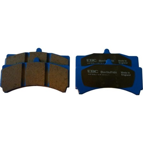 EBC Bluestuff brake pads for 6 and 8 pistons brake caliper - front (330-356 mm)