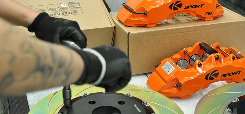 Stelleangebot Kfz-Mechatroniker (Tuningbereich)